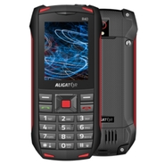 Aligator R40 eXtremo black/red