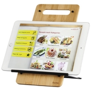 Hama Timber stojan na tablet, 7-10,5, dřevěný