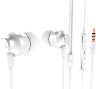 Nokia WH-201 Stereo Headset jack 3,5mm, White