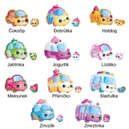 Shopkins Cutie Cars S1 W1- single pack